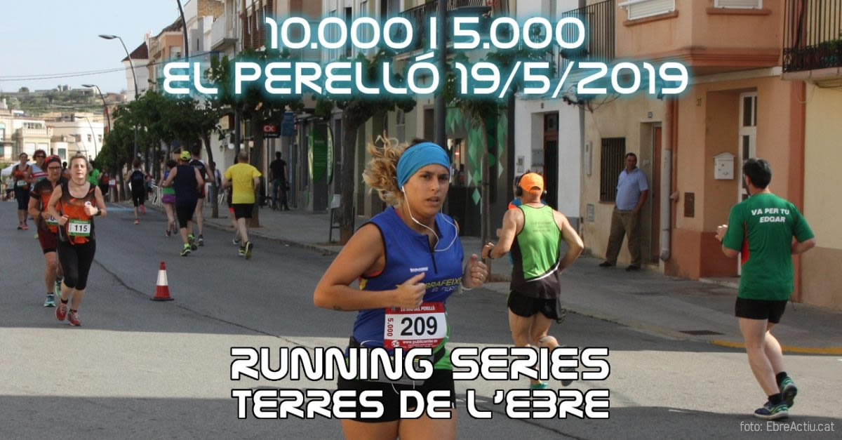 10K i 5K El Perelló 19/5/2019