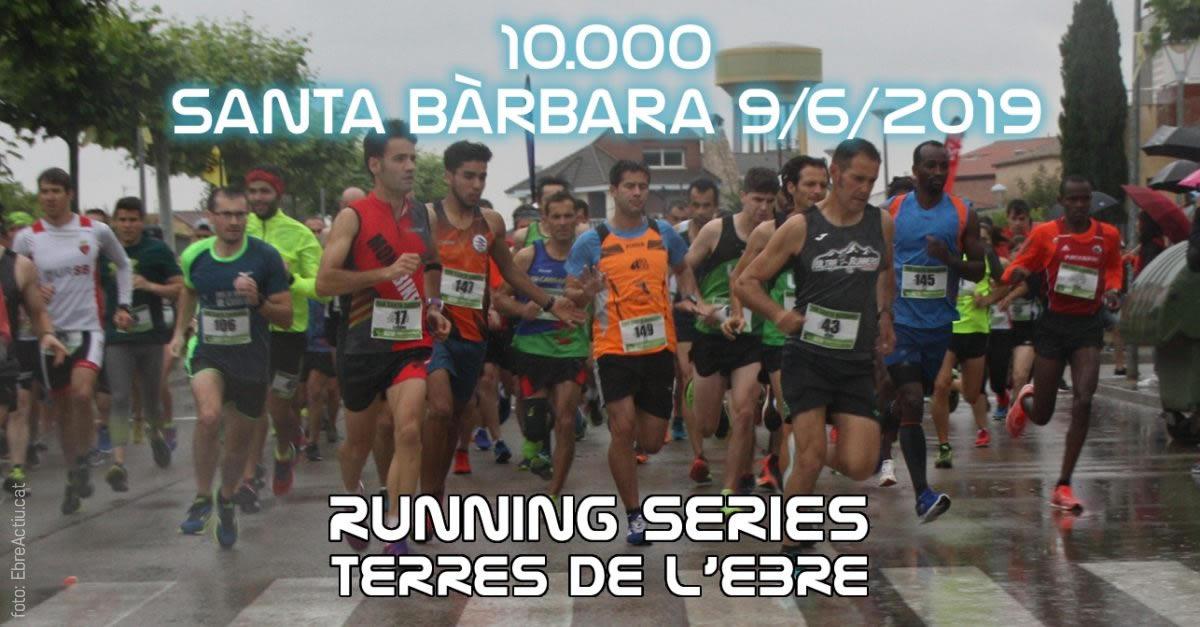 10K Santa Bàrbara 9/6/2019