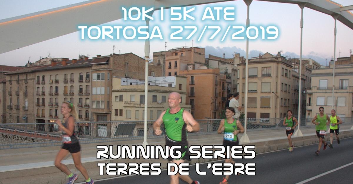 10K i 5K Tortosa 13/7/2019