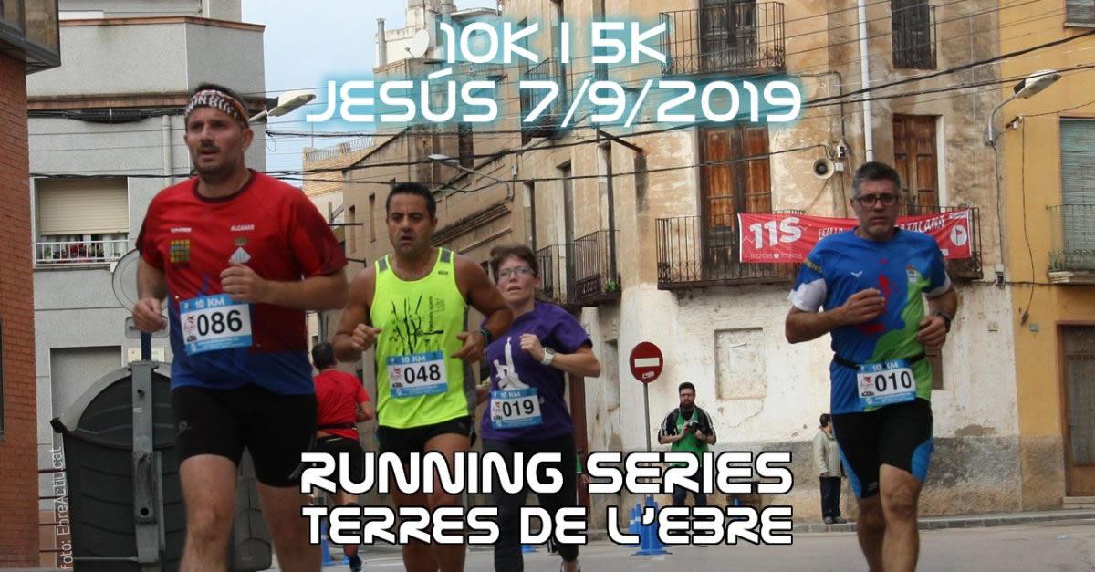 10K i 5K Jesús 7/9/2019