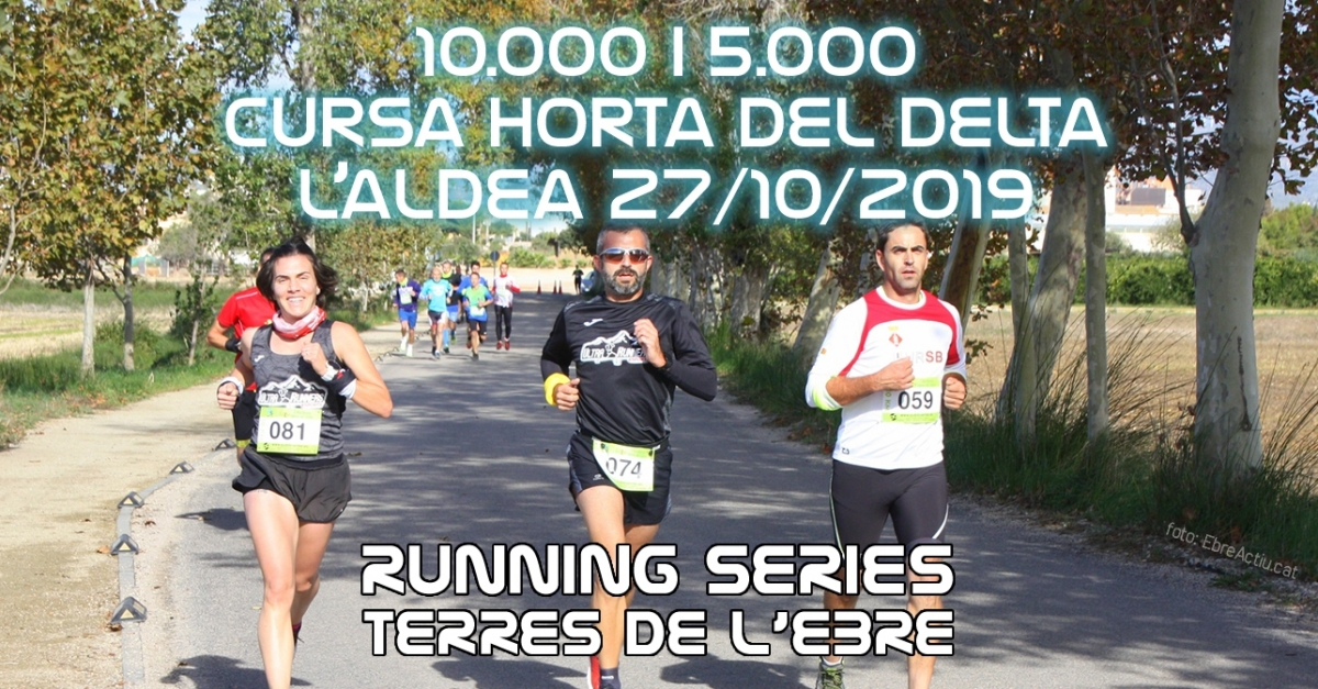 10K i 5K L'Aldea 27/10/2019